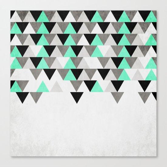 IceFall Canvas Print