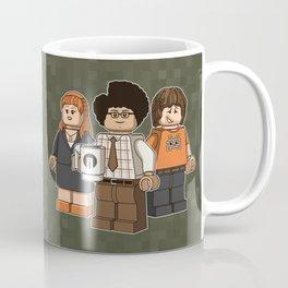 The Mini Crowd Coffee Mug