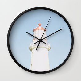 Lighthouse Photography Wall Clock