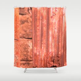Childhood of humankind: Lock from the future Shower Curtain