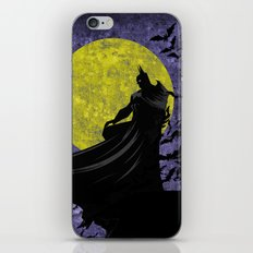 Guardian of the Knight  iPhone Skin