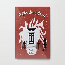 A Christmas Carol by Charles Dickens Metal Print