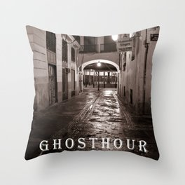 GHOST-HOUR of VALENCIA - DUPLEX Throw Pillow