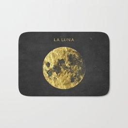 Gold Moon Bath Mat