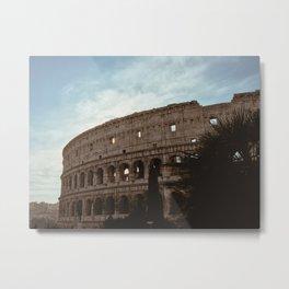Daybreak in Rome Metal Print