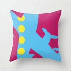 Aero I Throw Pillow