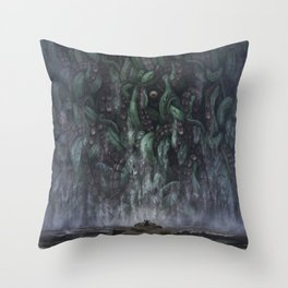 When the Stars are Right Throw Pillow