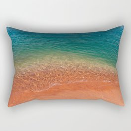 Tropical Waters Rectangular Pillow