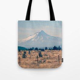 High Desert Haze Tote Bag