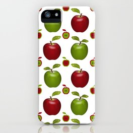 Apples Composition iPhone Case
