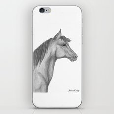 Horse Profile by Ave Hurley iPhone & iPod Skin