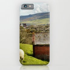 View of Robin Hoods Bay iPhone 6s Slim Case