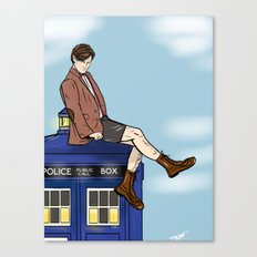 Sexy On Top of Sexy Canvas Print