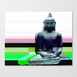 Buddha Variations 1 Canvas Print