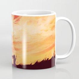 Fire God Coffee Mug