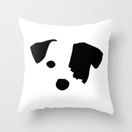 Jack Russell Dog Breed Throw Pillow