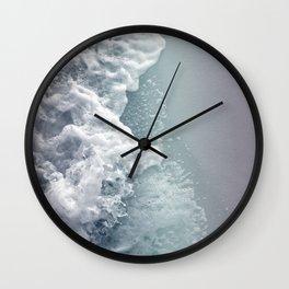 Ocean Beauty #4 #wall #decor #art #society6 Wall Clock