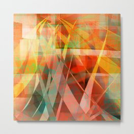 fires of summer Metal Print