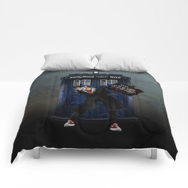 Anonymous Doctor who iPhone 4 4s 5 5c 6 7, pillow case, mugs and tshirt Comforters