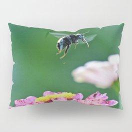 Flight of the Bumblebee Pillow Sham