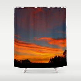 Sunrise Haven Shower Curtain