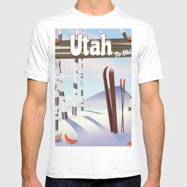 Utah to ski! T-shirt