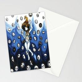 Sin Cara  Stationery Cards