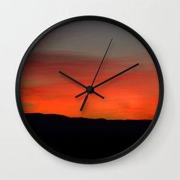 Perfectly Natural Wall Clock