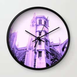 Metz Cathedral, France Wall Clock