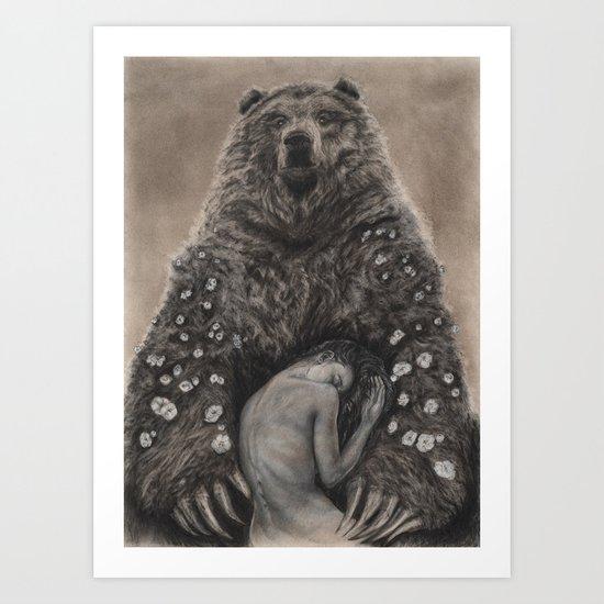 The Circle Art Print