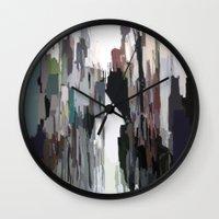 venice Wall Clocks featuring Venice by Robert Morris
