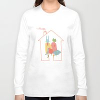 animal crossing Long Sleeve T-shirts featuring Animal Crossing by swallowingsmiles