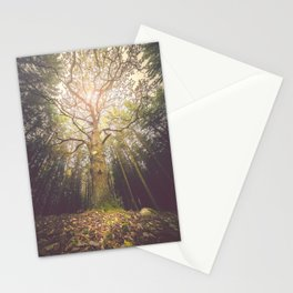 The taller we are Stationery Cards