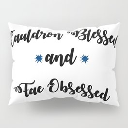 Cauldron Blessed ACOTAR Pillow Sham