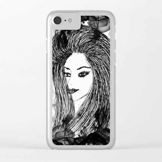 Woman | Daughter | Sister | Girlfriend | Companion Clear iPhone Case