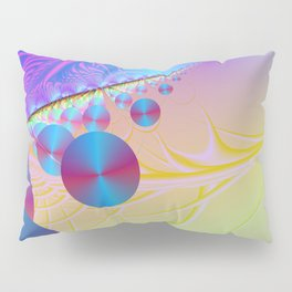 Supported Discs A Pillow Sham