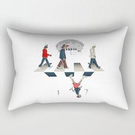strangerthings the beatle Rectangular Pillow