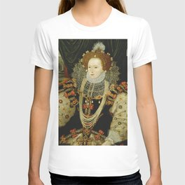 Portrait of Elizabeth I T-shirt