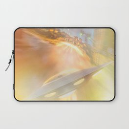 Downtown UFO Laptop Sleeve
