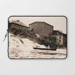 American Graphite Plant, Ticonderoga, NY 1930-42 Laptop Sleeve
