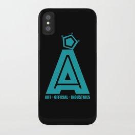 Art Official Industries L1 iPhone Case