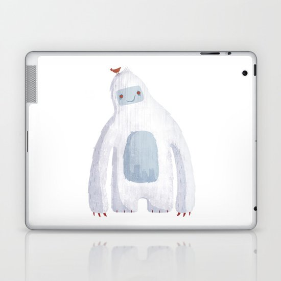 Yeti Laptop & iPad Skin