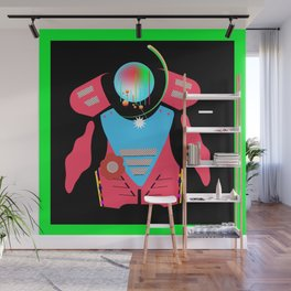 Chest Protector Wall Mural