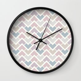 Speckled Spring Wall Clock