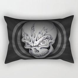 Every man must die Rectangular Pillow