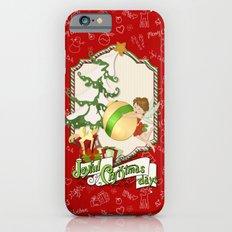 Fairy Merry Christmas Slim Case iPhone 6s