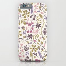 Vintage Blooms iPhone 6s Slim Case