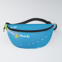 Channel Islands. Fanny Pack