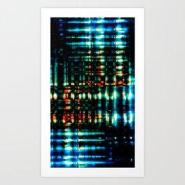 Burnaby nº 22 Art Print