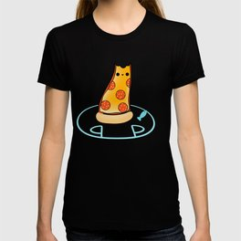 Purrpurroni and Cheese - Pizza Cat T-shirt